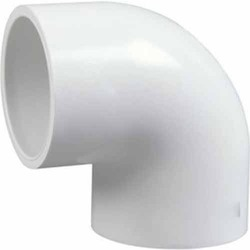 90 Degree Upvc Type UPVC Elbow, Size: 2 inch, for DRINKING WATER