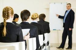 Training Services for Quality Control