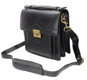 5969f18094a9 Leather Mens Travel Bag