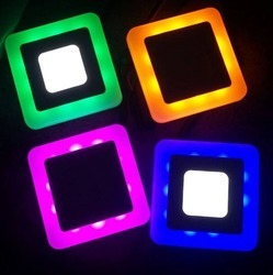 2 Color Panel Light