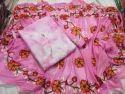 Zari Work Modal Chanderi Suit