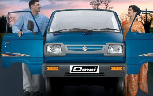 Maruti Omni Car Maruti Car Wazirpur Industrial Area Delhi