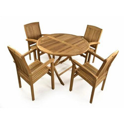 Garden Log Furniture Royal Play Equipments Manufacturer In Thane