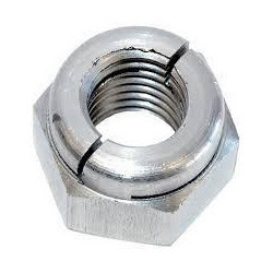 Self Locking Nut >> Self Lock Nut Ms Ss Bolts And Nuts Dombivli East Dombivli