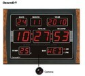 Royal Spy Wall Clock Camera Full Hd Spy Camera 4k, Orwind Digi Spy Clock