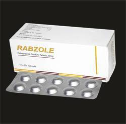Rabzole-20 (Rabeprazole Sodium Tablets 20mg)