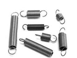 Tension Coil Springs