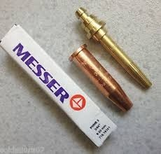 Messer Gas Cutting Nozzle