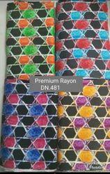 Rayon Print Fabrics 12kg