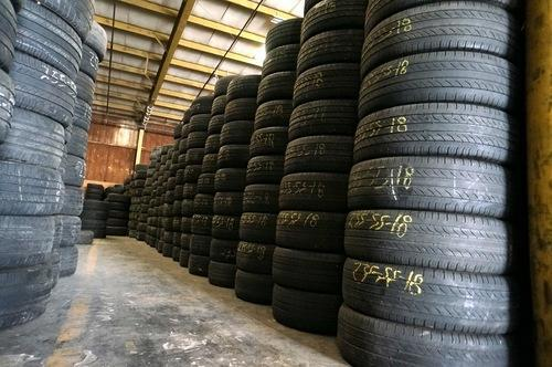 Wholesale New And Used Tyres Scrap Tire Wholesale Trader From Delhi