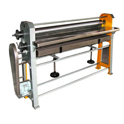 Hand Fed Sheet Pasting Machine