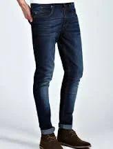 Slim Fit Dealsfive Men Plain Jeans