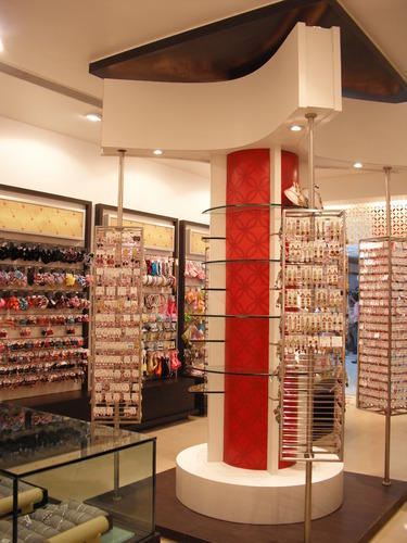 Jewellery Shop Interior Designing