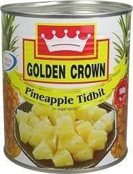 Pineapple Tit Bit Premium 3.05kg