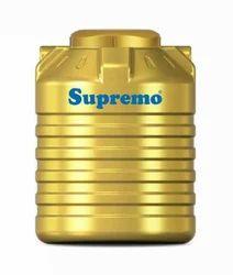 Gold Water Tank