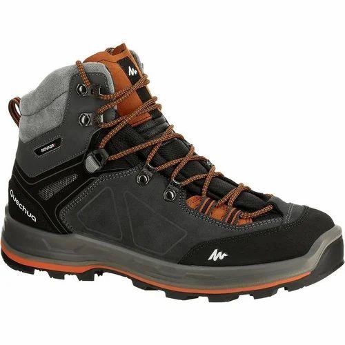 High Waterproof Hiking Shoes