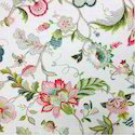 """Cotton 44-45"""" Floral Printed Fabric, For Garments, Gsm: 100-150"""