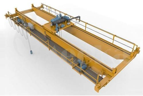 Steel Mill Duty Crane, Max.Lifting Capacity: >25 ton