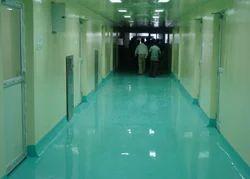 Concrete Epoxy Flooring