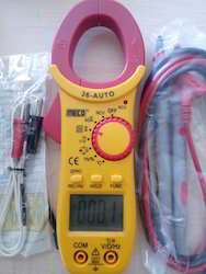Meco 36- Auto BL AC/DC Clamp Meter