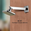 Ciko Brass Overhead Shower With Arm, For Bathroom Fitting
