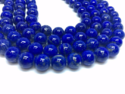 Natural Lapis Round Beads, 7-9mm, 16 Inches Strand