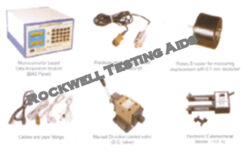 Upgradation Of Universal Testing Machines