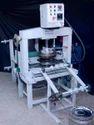 Vertical Hydraulic Thali Dona Machine