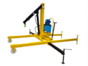 Manual and Hydraulic Floor Cranes