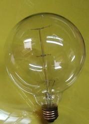 Filament Bulb, Shape: Round