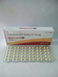 Imipramine HCI Tablets I.P. 25mg