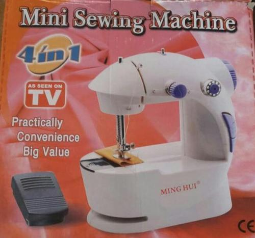 Mini Sewing Machine at Rs 40 pieces Teleshopping Products New Mini Sewing Machine