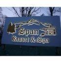 Resort Sign Board