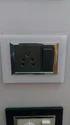 Konnect Switche Black Modular Switch Board, 1, Ip 67