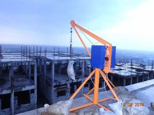 Construction Lift - Material Handling Lift Manufacturer from Coimbatore