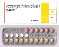 Triquilar Tablet
