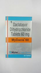 MyDacla 60mg Tablets