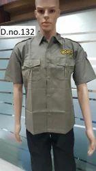 Grey Security Uniforms
