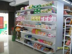 Super Bazar Display Racks