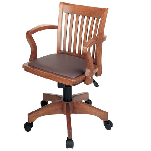computer wooden chair at rs 21000 piece wood arm chair id