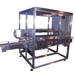 Auto Jar Rinsing Filling Capping Machine