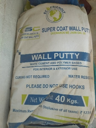 Super Coat Wall Putty