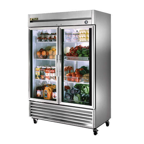 Stainless steel glass door refrigerator industrial commercial id 7551622362 - Glass door refrigerator freezer ...