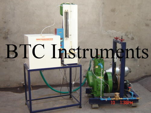 Automobile Test Rigs - 4 Stroke 1 Cylinder Petrol Engine