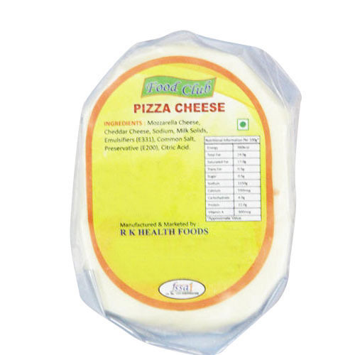 food club pizza cheese at rs 85 packet mozzarella cheese id