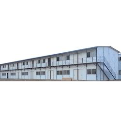 Prefabricated Houses Suppliers Manufacturers  Dealers In - Type house vadodara