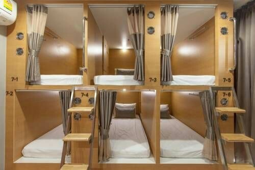 Hotels Bunk Beds