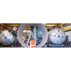 Industrial Vessel Fabrication Services