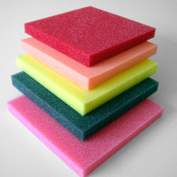Polyurethane Colored Sponge Sheet