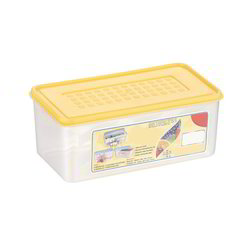 Geenova Sales White Plastic Bread Box